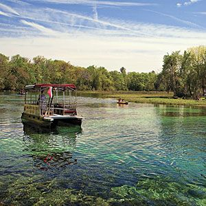 Fabulous Florida Springs | Rainbow Springs State Park | SouthernLiving.com