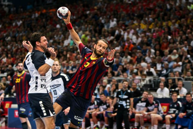 EHF Champions League 2014 Jesper Noddesbo