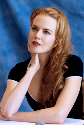 Nicole Kidman at the 'Moulin Rouge!' Press Conference in Los Angeles, CA on May 2nd, 2001