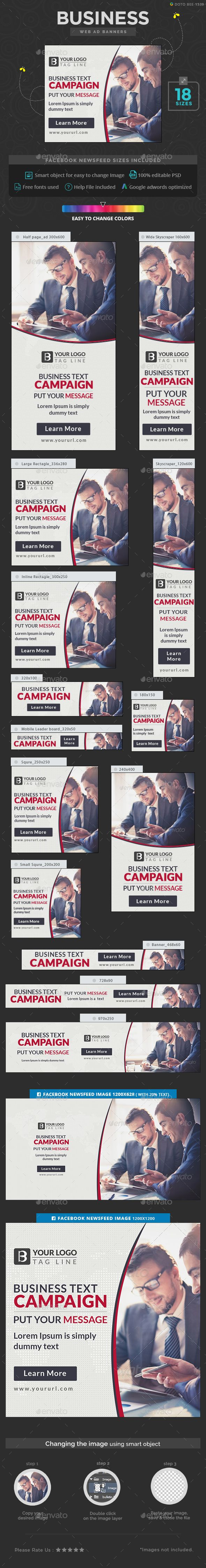 Business Web Banners Template PSD. Download here: https://graphicriver.net/item/business-banners/17002236?ref=ksioks