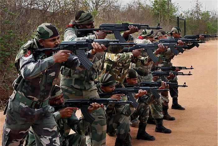 Paramilitary Forces in India | Backbone of India's Security