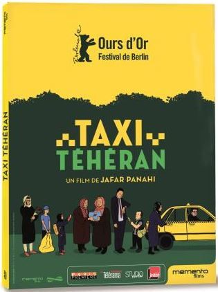 [Test DVD] Taxi Téhéran