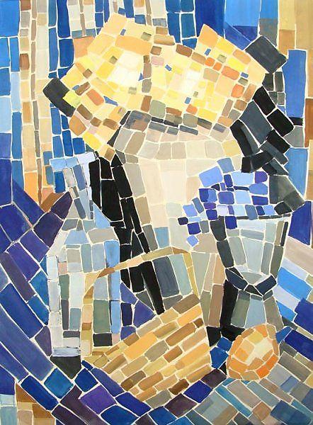 мозаика для детей из бумаги: 6 тыс изображений найдено в Яндекс.Картинках