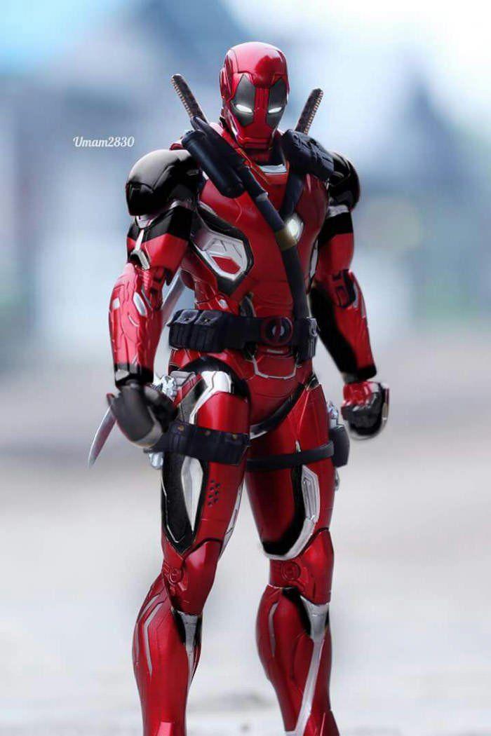 #Deadpool #Fan #Art. (Deadpool Iron Man Heavy Breathing) By: 9GAG. (THE * 5 * STÅR * ÅWARD * OF: * AW YEAH, IT'S MAJOR ÅWESOMENESS!!!™)[THANK Ü 4 PINNING!!!<·><]<©>ÅÅÅ+(OB4E)