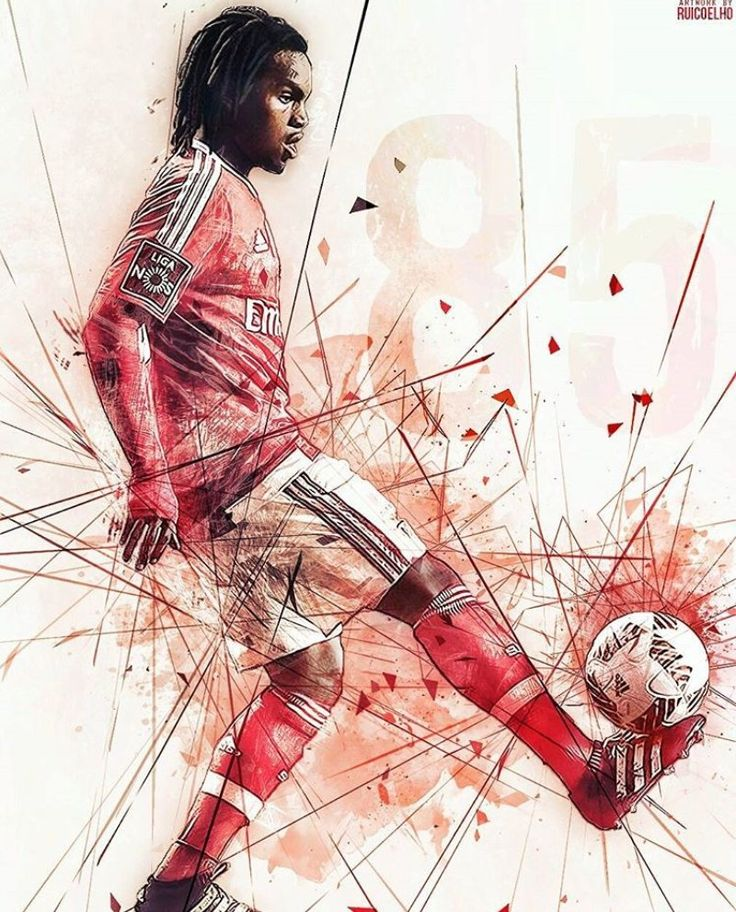 Renato Sanches by Rui Coelho