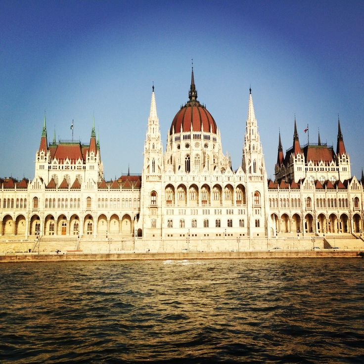 Budapest, Parlament #hungary #budapest #parlament #danube