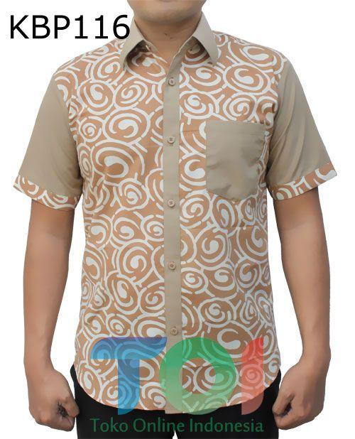 Batik katun cap, kombinasi katun popline