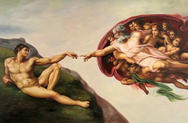 Apa saja tahap-tahap awal pewahyuan Allah?   Sejak awal mula, Allah mengungkapkan Diri-Nya kepada leluhur kita yang pertama, Adam dan Hawa, dan mengundang mereka untuk masuk ke dalam persatuan yang intim dengan-Nya. Sesudah kejatuhan mereka ke dalam dosa, Allah tidak menghentikan pewahyuan-Nya kepada mereka, tetapi menjanjikan penebusan bagi semua keturunan mereka. Sesudah bencana air bah, Allah membuat perjanjian dengan Nabi Nuh, perjanjian antara Allah sendiri dengan semua makhluk hidup.
