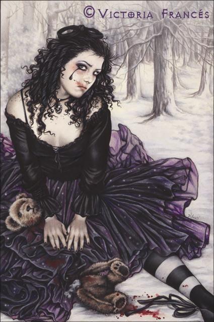 253 best images about dark art on pinterest bebber for Victoria frances facebook