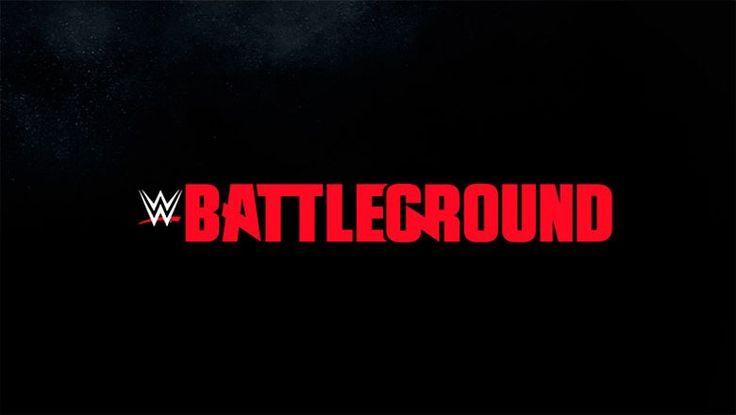 WWE Battleground Live Streaming