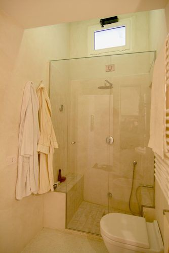 Bathroom Private appartment in the heart of #Rome Collaborator with Manfredi Pistoia Architetti
