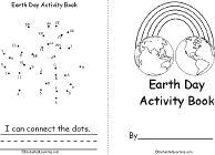 Earth Day Activity Book, A Printable Book - EnchantedLearning.com