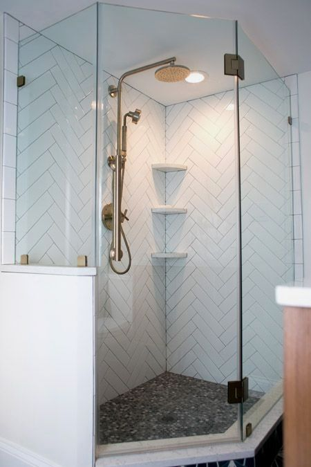 Our Tiny Master Bathroom Renovation – Complete! –