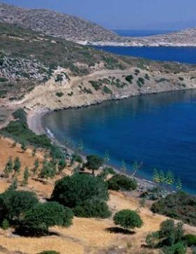 Tilos. Greece