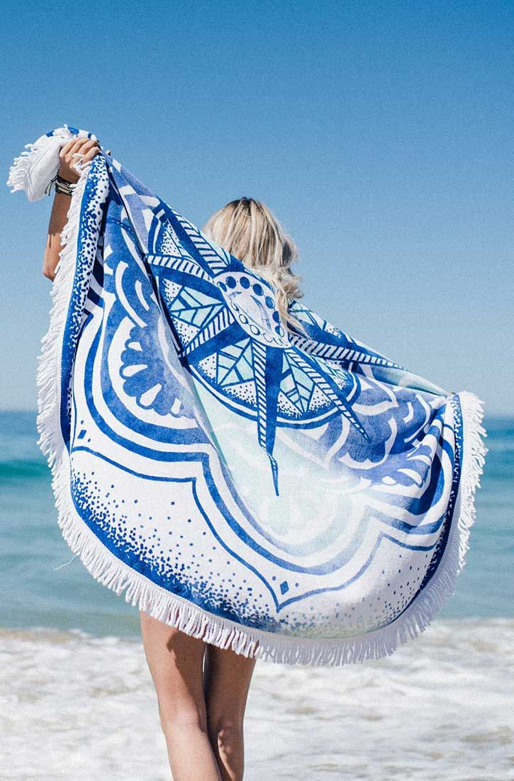 Multi-Wear Wrap - BLUE GREY by VIDA VIDA ZJfRw