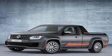 Volkswagen Amarok Power Concept pictures