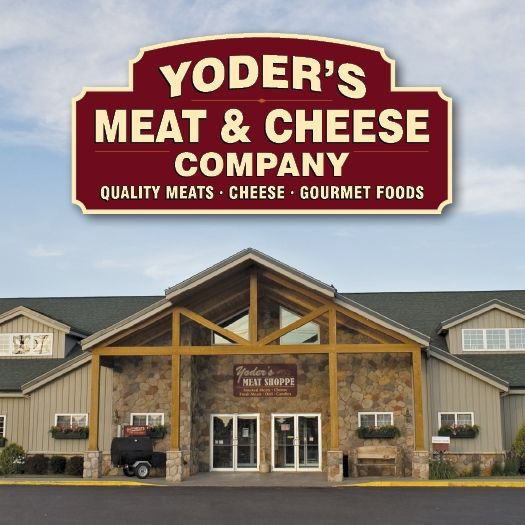 Yoder's Meat & Cheese Company in Shipshewana, Indiana...a great place for unique cheese, spices, amish popcorn, smoked fish, and fresh and frozen meats.