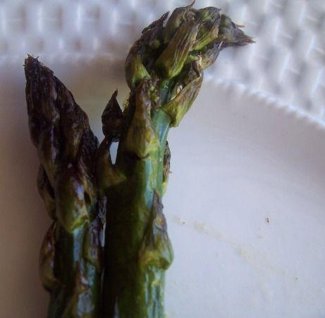 simple roasted asparagus | Flavors | Pinterest