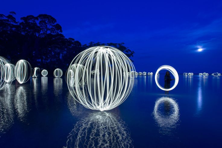 Surround yourself with positive energy. #lights #art