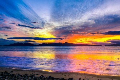 Coles Bay, Swansea, Tasmania, Australia
