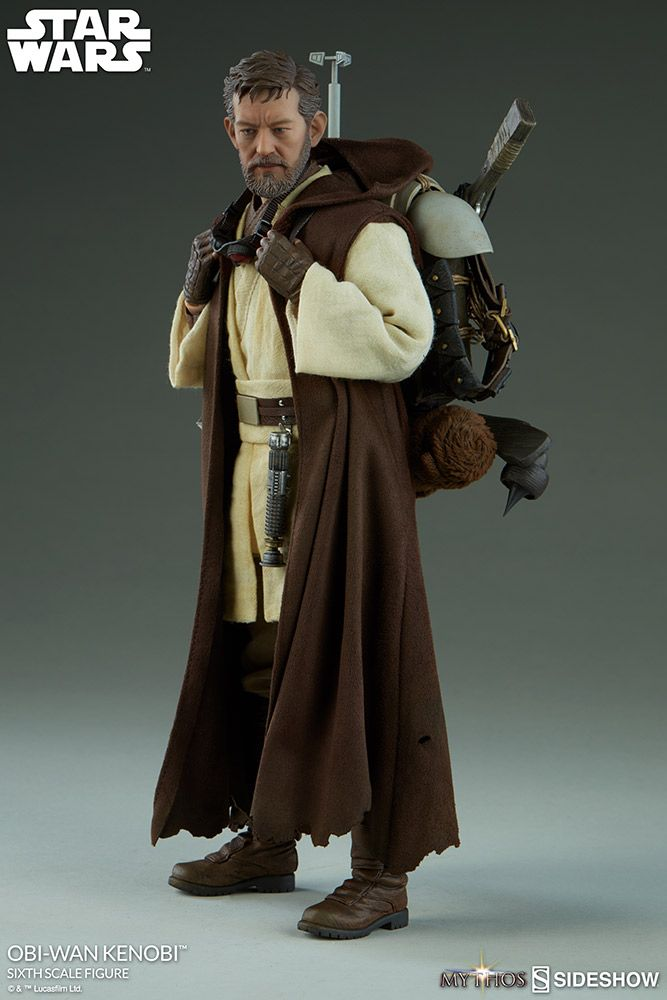 Obi Wan Kenobi Sixth Scale Figure Affiliate Kenobi Spon Wan Obi Figure In 2020 Obi Wan Star Wars Obi Wan Obi Wan Kenobi