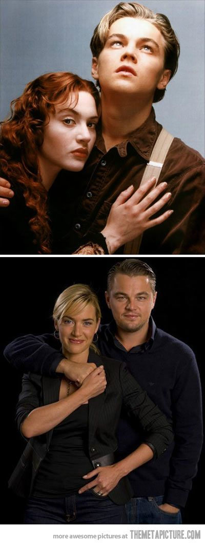 Many years later… honestly, I really wish these two were a couple in real life, haha. Two of my favorite actors :)