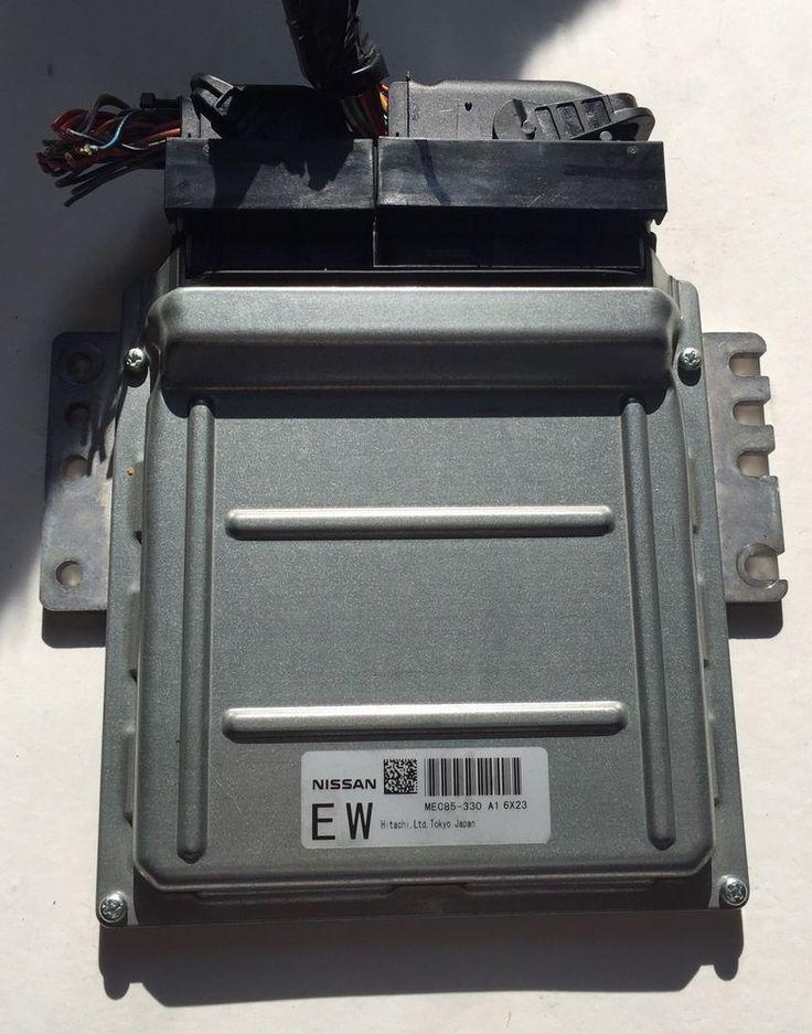 2007 Infiniti FX35 Engine Control Unit MEC85-330 Module Unit ECU ECM Computer EW #OEBrand