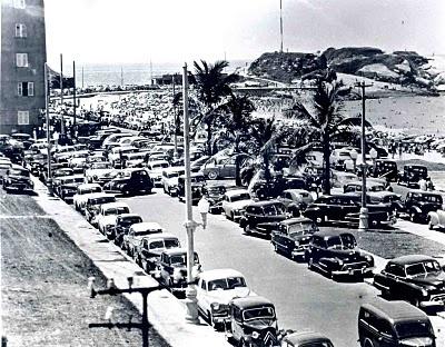 Arpoador Rio De Janeiro Dos Anos 50 Rio De Janeiro Rio