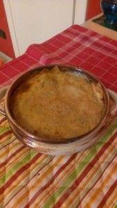 Lasagne vegan di kamut ai funghi!! preparata in casa Vivere Zen!! Leggi la ricetta su http://www.viverezen.org/alimentazione/lasagne-di-kamut-ai-funghi/