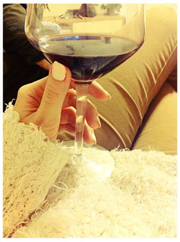 Glass of #wine