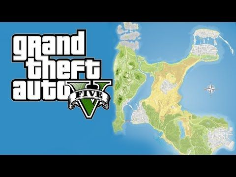 GTA 5 San Fierro Map Expansion Leaked & Gameplay! (NEW GTA 5 Expansion in Development?) - YouTube