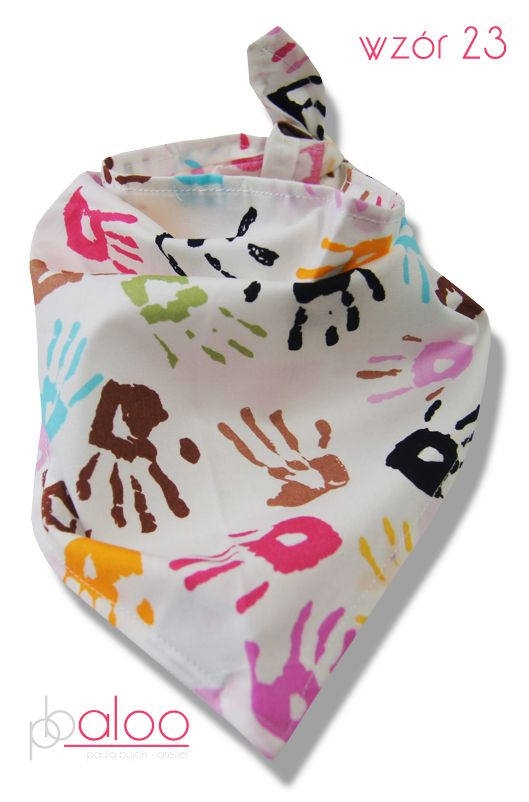 Children on summer scarves personalized - the neck and the head + embroidery / contract www.baloo-shop.com website and on Facebook - profile BALOO WELCOME :)
