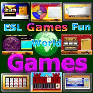 ESL Powerpoint PPT Games - Fun Games on powerpoint