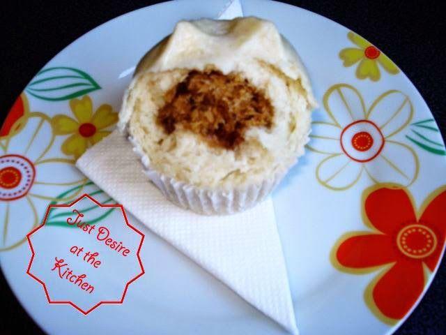 Bakpao Cupcake