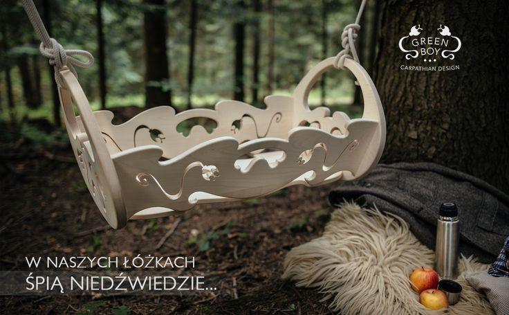 GreenBoy Design - W naszych łóżkach śpią niedźwiedzie...