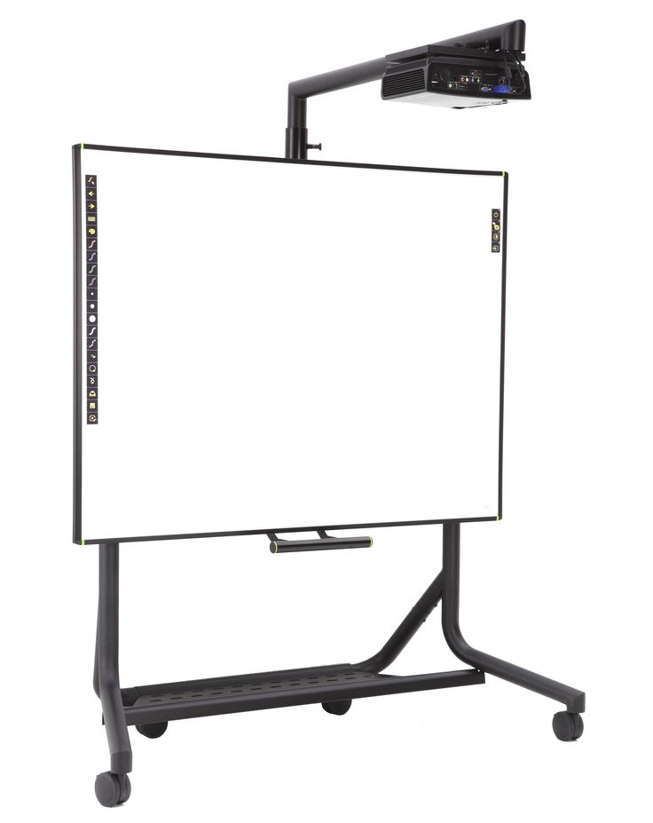 Polyvision MS 610 - whiteboard stand. BBFB Item: BB11084789; Mfr. Part: MS610; UNSPSC: 45111600; BBY.com Item: 9777363