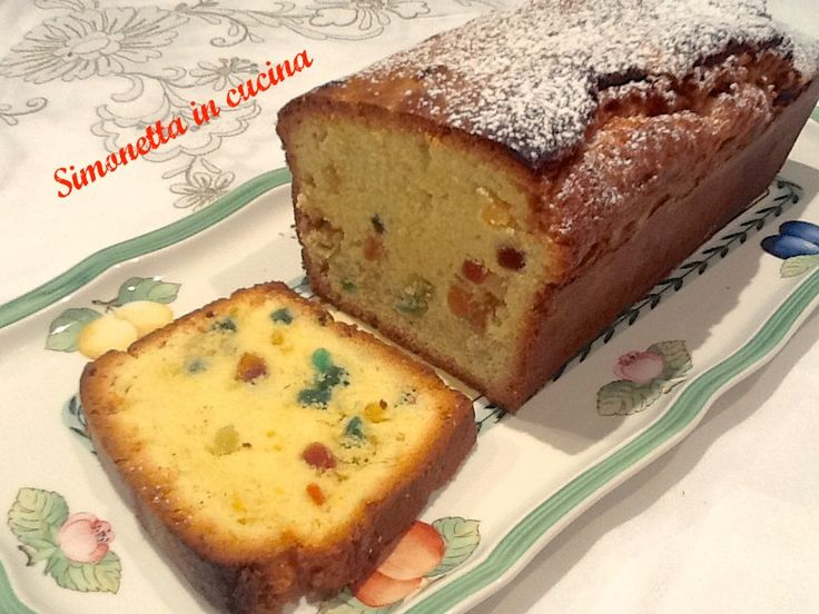 PLUM CAKE CLASSICO | ricetta senza lievito