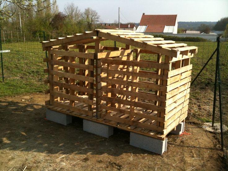 Préférence Plus de 25 idées magnifiques dans la catégorie Poulailler en bois  KG52