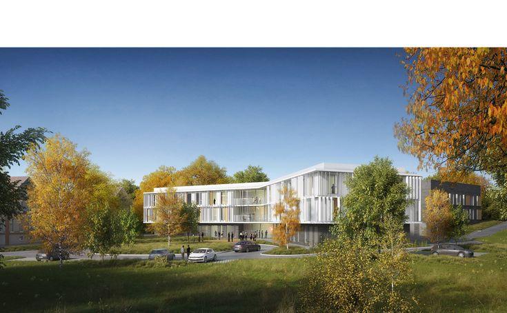 Ameller, Dubois et Associés - Architecture - Reims - Fondation Roederer-Boisseau. Ameller, Dubois & Associés architectes