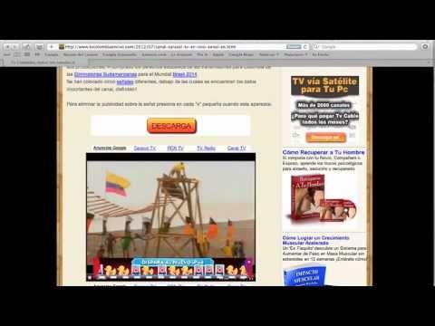 YouTube, Ver Canal Caracol en Vivo: http://www.tvcolombiaenvivo.com/2012/07/canal-caracol-tv-en-vivo-senal-en.html