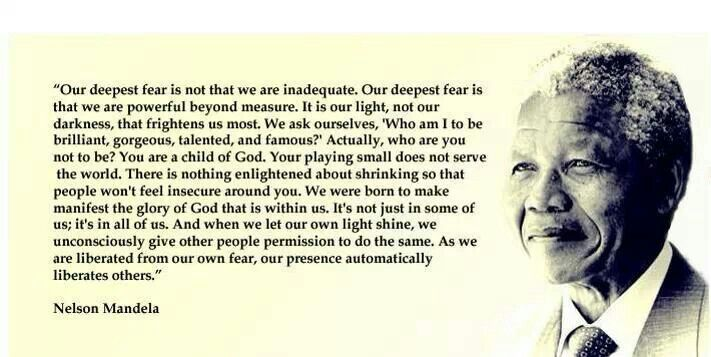Our hero...#Mandela