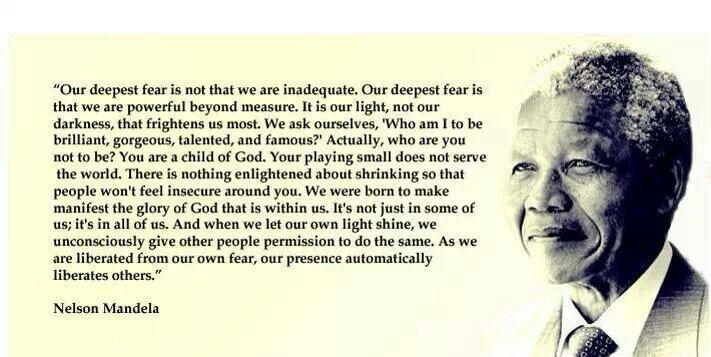 Our hero...#Mandela