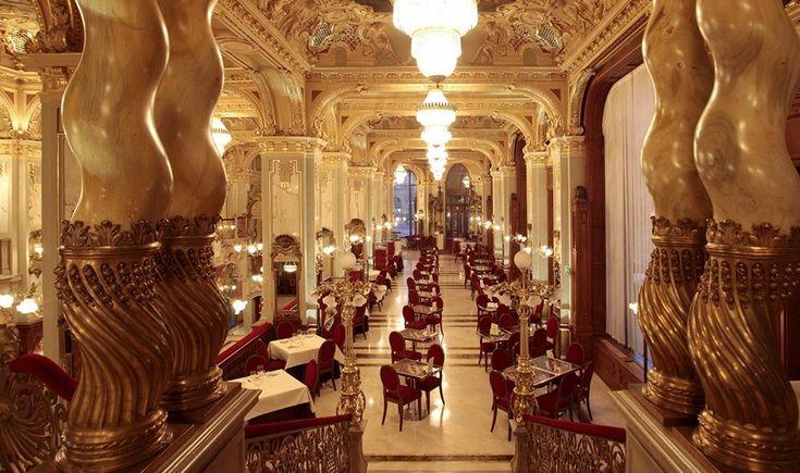 Τα πιο ιστορικά cafe της Ευρώπης.