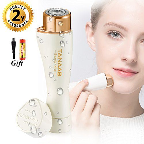TANAAB Facial Hair Removal for Women Waterproof Flawless Painless Women's Facial Hair Remover Built-in LED Light. For product & price info go to:  https://beautyworld.today/products/tanaab-facial-hair-removal-for-women-waterproof-flawless-painless-womens-facial-hair-remover-built-in-led-light/
