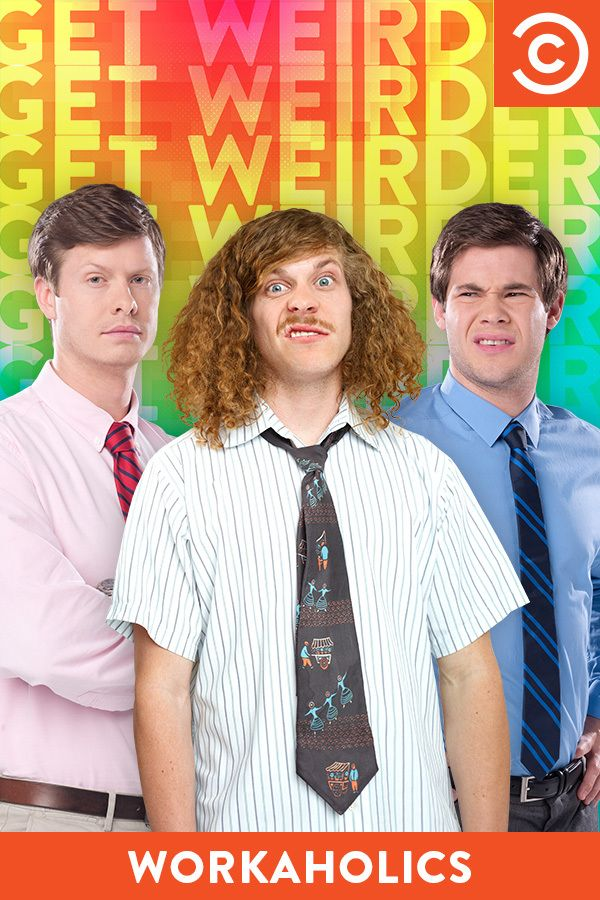 RETURNS JAN 11 2017  -     Workaholics (TV Series 2011– )  -  COMEDY
