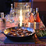 A Provencal Meal with Quail and Rice