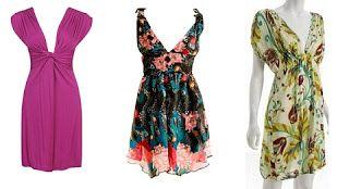 Vestidos: Vestidos para hombros anchos
