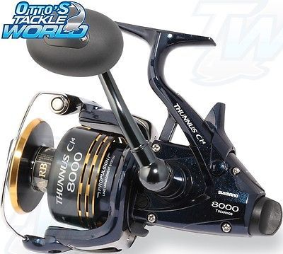 Shimano Thunnus 8000 Ci4 Spinning Fishing Reel BRAND NEW at Otto's Tackle World