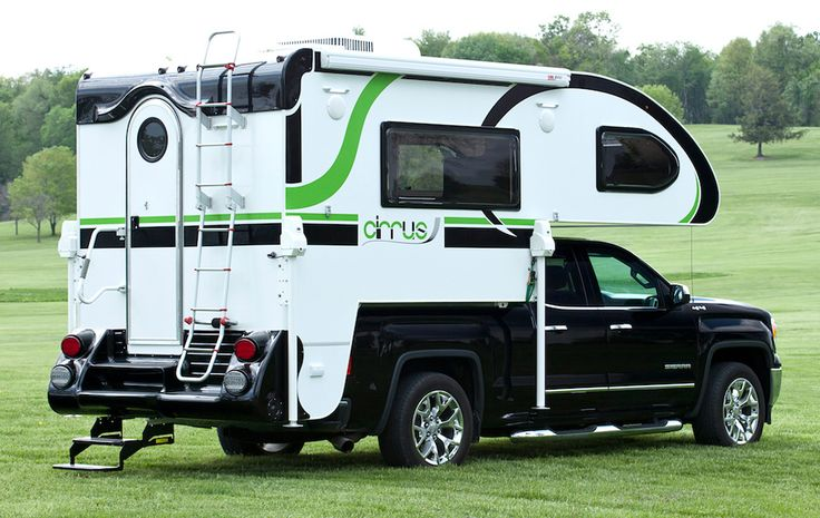 Little Guy launches the 2016 Cirrus 800, a non-slide, hard side short bed truck camper with an opening front window, heated floors, Froli system, and more.