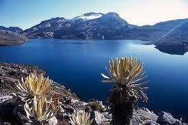 Laguna de Iguaque, cuna de la cultura Muisca. Destino turistico en Boyacá.